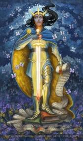 King of Swords, Soni Alcorn-Hender