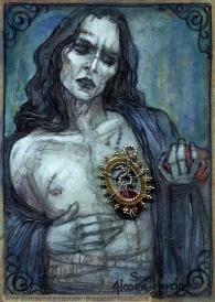 Frankenstein's Creature by Soni Alcorn-Hender
