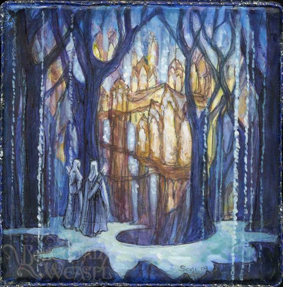 Lorien flets by Soni Alcorn-Hender