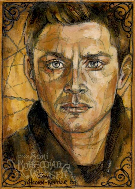 Supernatural, Dean, by Soni Alcorn-Hender