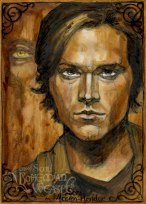 Supernatural Sam, by Soni Alcorn-Hender