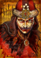 Vlad Dracul by Soni Alcorn-Hender