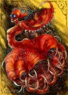 The mer-Vampire Squid, by Soni Alcorn-Hender
