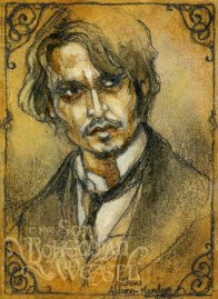 Inspector Abberline, From Hell, by Soni Alcorn-Hender
