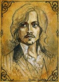 Dorian Gray, LXG by Soni Alcorn-Hender