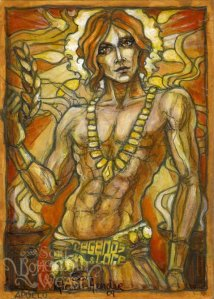 Phoebus Apollo by Soni Alcorn-Hender