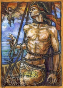Odysseus by Soni Alcorn-Hender