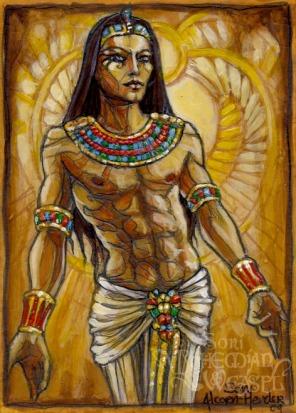 Ramses by Soni Alcorn-Hender