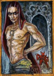 Hades by Soni Alcorn-Hender