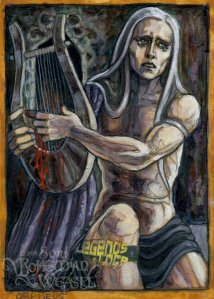 Orpheus by Soni Alcorn-Hender