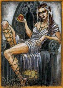 Persephone by Soni Alcorn-Hender