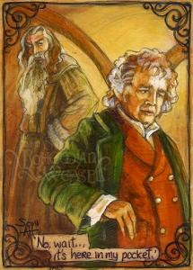 Bilbo by Soni Alcorn-Hender