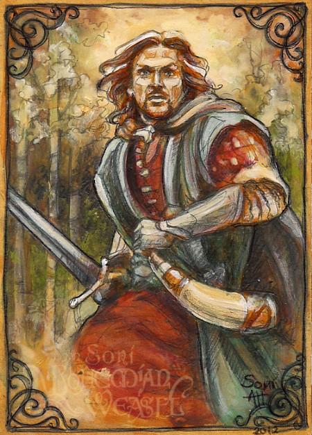 Boromir by Soni Alcorn-Hender