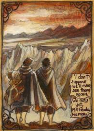 Into Mordor by Soni Alcorn-Hender