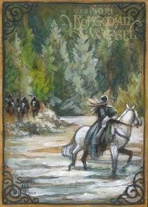The Ford of Rivendell by Soni Alcorn-Hender
