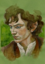 Frodo by Soni Alcorn-Hender