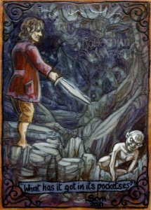 Riddles in the Dark by Soni Alcorn-Hender