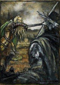 'Thou fool, no man can kill me!' by Soni Alcorn-Hender