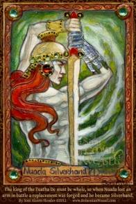 Nuada Silver-hand by Soni Alcorn-Hender