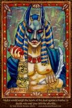 Anubis by Soni Alcorn-Hender