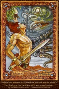 Perseus by Soni Alcorn-Hender
