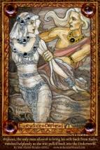 Orpheus & Eurydice by Soni Alcorn-Hender