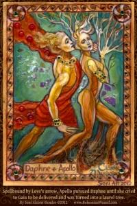 Daphne & Apollo by Soni Alcorn-Hender