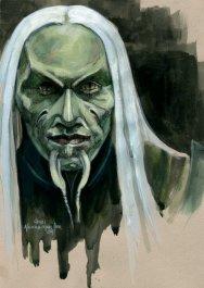 SGA 'Steve' Wraith by Soni Alcorn-Hender