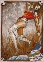 Major Isadora by Soni Alcorn-Hender