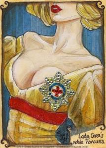 Lady Cora by Soni Alcorn-Hender