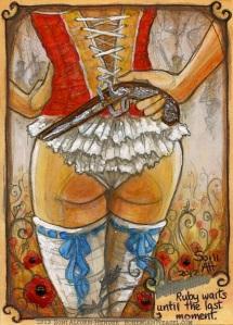 Ruby by Soni Alcorn-Hender
