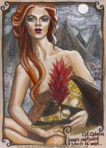 Captain Ophelia by Soni Alcorn-Hender