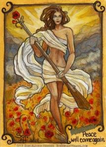 Peace by Soni Alcorn-Hender