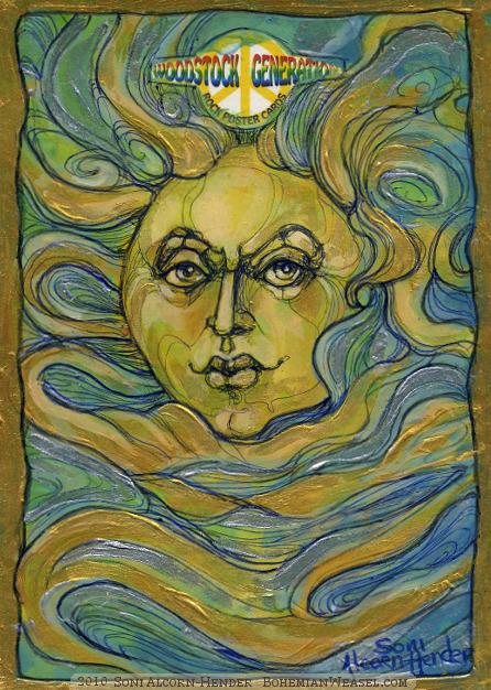 Breygent Woodstock Generation by Soni Alcorn-Hender
