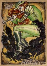 The Pied Piper by Soni Alcorn-Hender