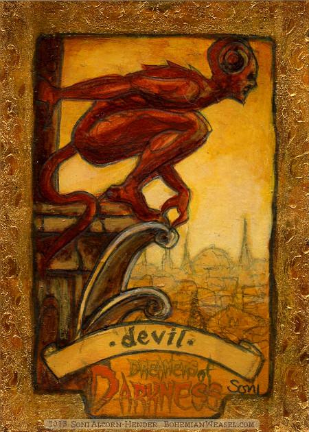 Demon by Soni Alcorn-Hender
