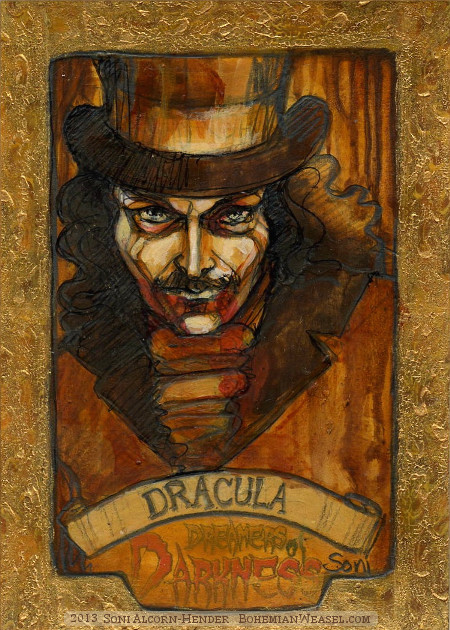 Dracula - the Count by Soni Alcorn-Hender