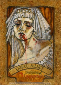 Dracula - Lucy by Soni Alcorn-Hender
