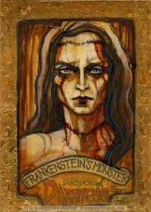 Frankenstein's Monster by Soni Alcorn-Hender