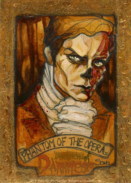 Phantom of the Opera by Soni Alcorn-Hender