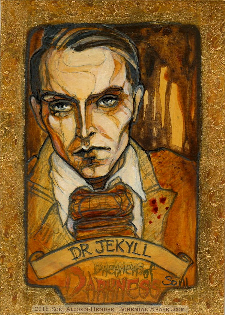 Dr Jekyll by Soni Alcorn-Hender