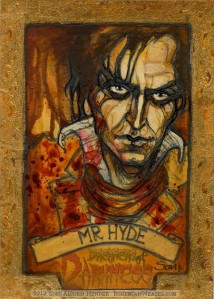Mr Hyde by Soni Alcorn-Hender