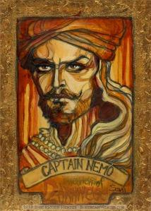 Captain Nemo by Soni Alcorn-Hender