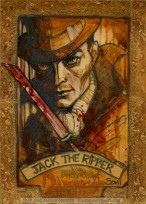 Jack the Ripper by Soni Alcorn-Hender