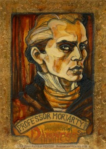 Professor Moriarty by Soni Alcorn-Hender