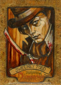 Sweeney Todd by Soni Alcorn-Hender