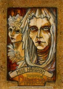 Miss Havisham by Soni Alcorn-Hender