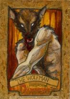Wolfman by Soni Alcorn-Hender