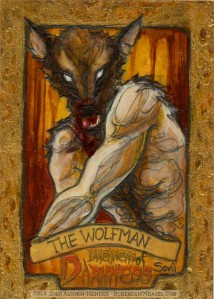 Wolfman by Soni Alcorn-Hender