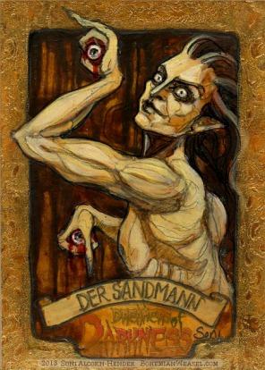 Der Sandman by Soni Alcorn-Hender